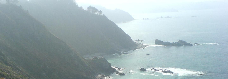 Etappenübersicht Küstenweg (Camino del Norte)