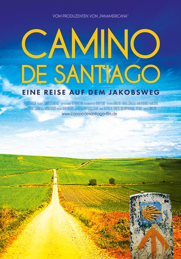 Camino Film Plakat