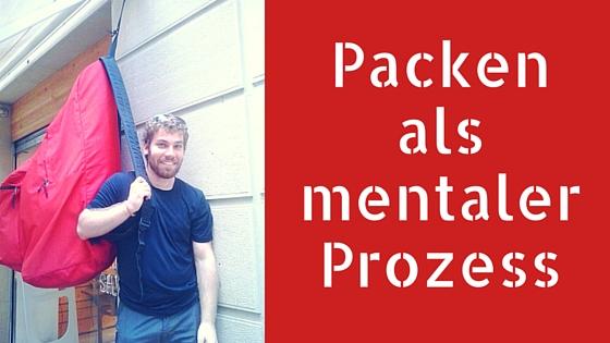 Packen als mentaler Prozess