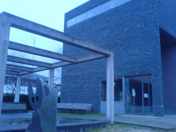 Unsere heutige, seehr moderne Herberge in Vilalba.
