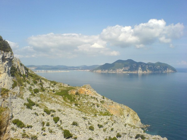 Tolle Camino del Norte-Etappe nach Santona.