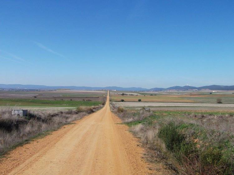 Die Via de la Plata startet im Süden Spaniens