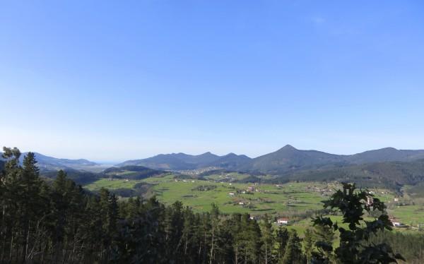 Küstenweg 8. Etappe Zenaruzza - Gernika