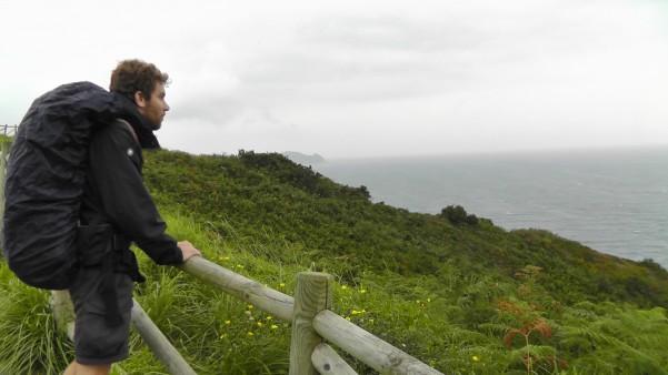 Alleine auf dem Pilgerweg