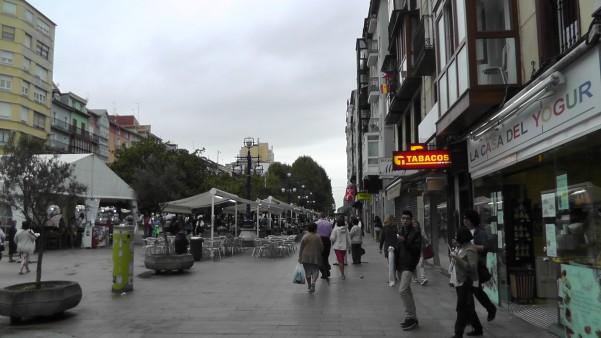 Jakobsweg Küstenweg Etappe 16 Güemes - Santander