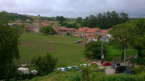 Heutiger Etappenzielort ist Santillana del Mar.