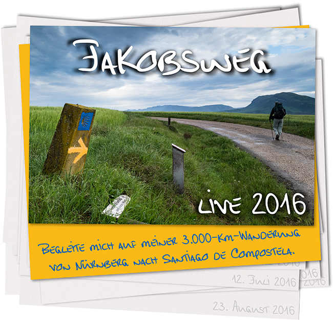Jakobsweg_Bericht