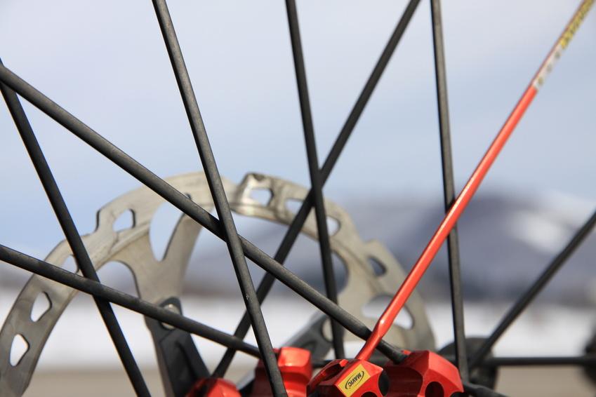 Fahrradspeiche