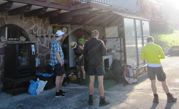 Herbergen auf dem Jakobsweg öffnen zum ersten Juli 2020 wieder mit Einschränkungen