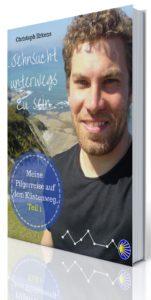 eBook Sehnsucht unterwegs zu sein Teil 1 Covervariation 2 kleiner gezoomt