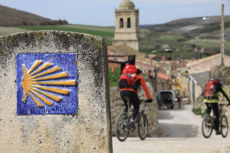 Mit dem Fahrrad auf den Camino de Santiago