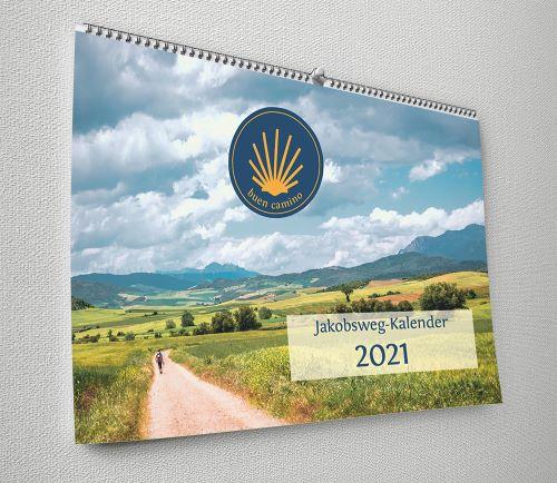 Jakobsweg Kalender edt