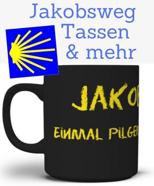 Jakobsweg Merch