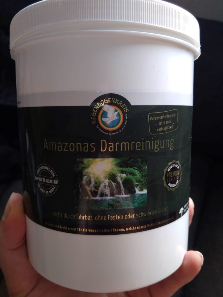 Amazonas Darmreinigung zur Entgiftung