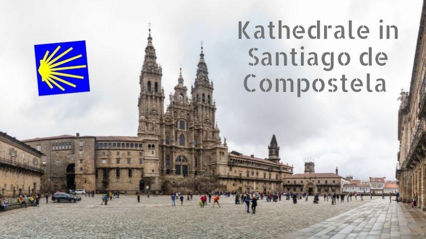 Kathedrale von Santiago de Compostela